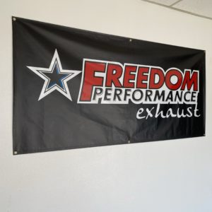 Freedom Shop Banner