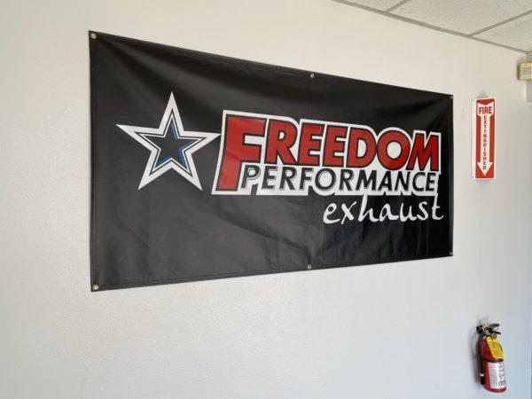 Freedom Shop Banner